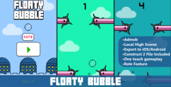 Floaty-Bubble-Game