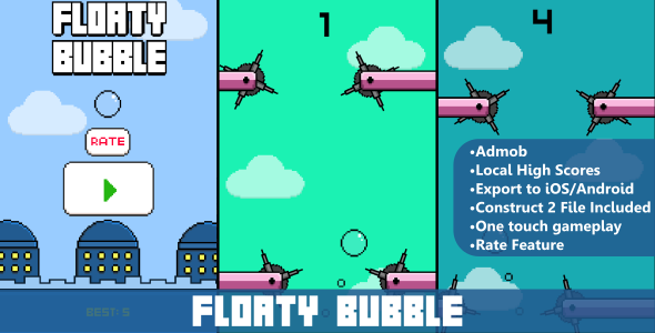 Play Floaty Bubble