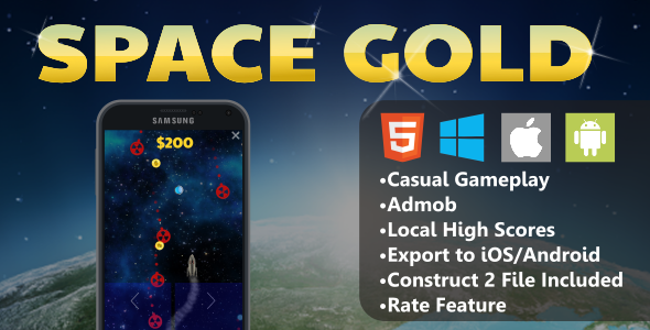 Space-Gold-HTML5