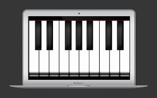 Piano Canvas