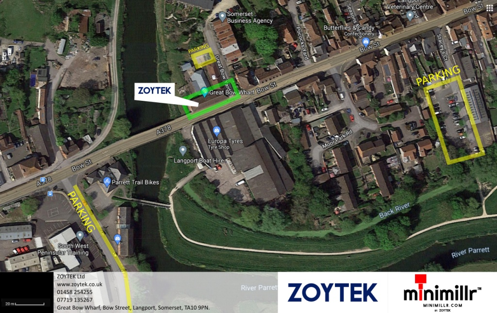 Zoytek find map location